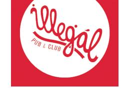 Illegal Pub Logo